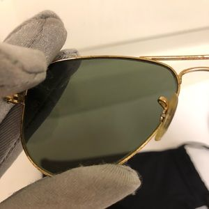 3b5440d591b Ray-Ban Accessories - Ray-Ban 3044 Women s Small Aviator Gold Sunglasses